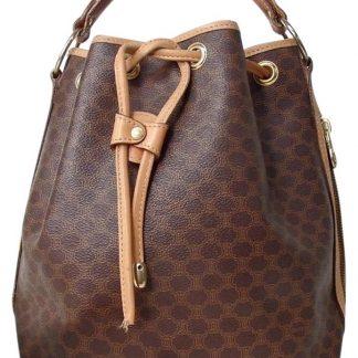7657ba41b6c9 Canada Céline Mirror Macadam Pattern 2 Way Shoulder Bag celine online shop